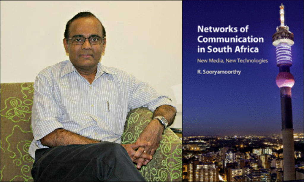 Professor Radhamany Sooryamoorthy recently published a new book titled Networks of Communication in South Africa.