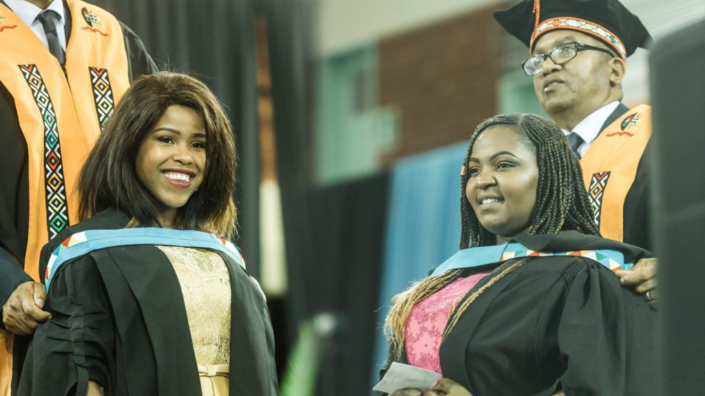 SRC Members Thrilled to Graduate with Social Sciences Degrees