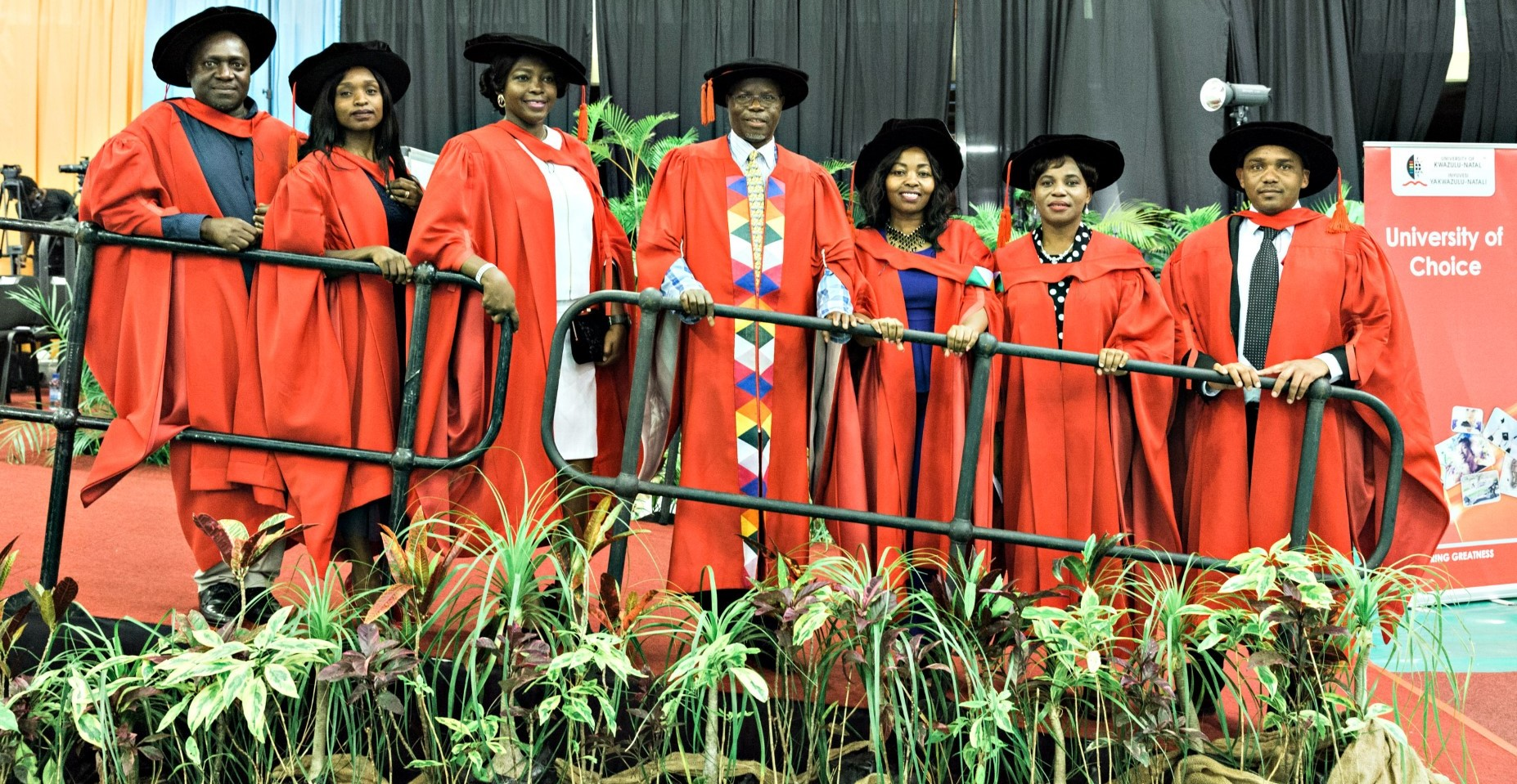 UKZN Academic Graduates Record Number of PhD Students in 2018