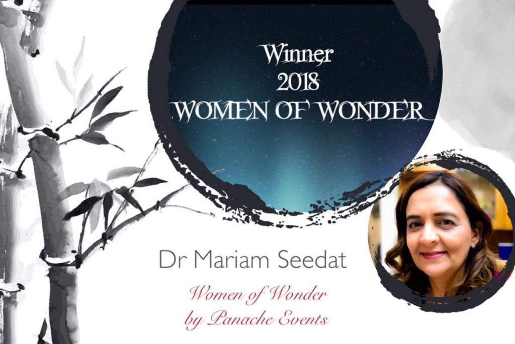 UKZN sociologist recognised as a KZN Woman of Wonder