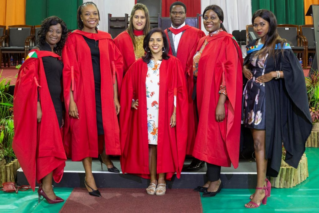Anthropology Professor Graduates Six Students