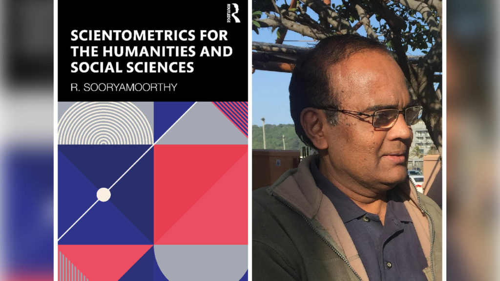 UKZN Academic produces book on Scientometrics for the Humanities and Social Sciences